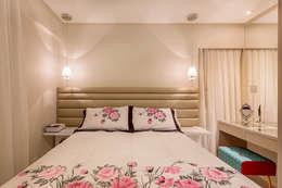 eclectic Bedroom by DM ARQUITETURA E ENGENHARIA