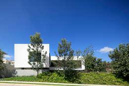 Casa VM: Casas de estilo minimalista por Di Vece Arquitectos