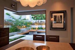 Casa VM: Comedores de estilo minimalista por Di Vece Arquitectos