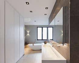 Ванные комнаты в . Автор – Klaus Mäs Architektur