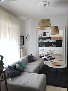 Гостиная в . Автор – Home Lifting