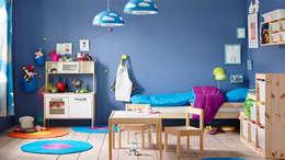 Thiết kế phòng ngủ đẹp cá tính:  Phòng trẻ em by Thương hiệu Nội Thất Hoàn Mỹ