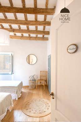 Спальни в . Автор – Nice home barcelona
