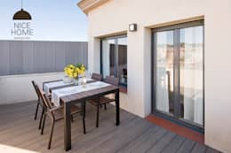 Terrazza in stile  di Nice home barcelona