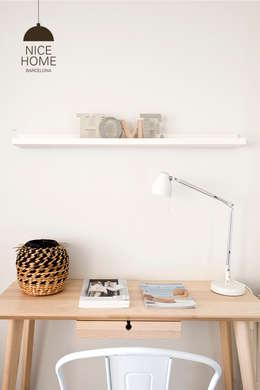 Рабочие кабинеты в . Автор – Nice home barcelona