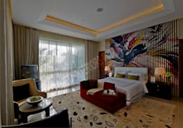 Residence at Pune: modern Bedroom by Racheta Interiors Pvt Limited