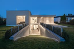 Bungalow by gerken.architekten+ingenieure