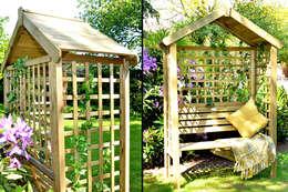 Garden  by Wonkee Donkee Forest Garden