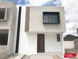 Casa Nõbu: Casas de estilo moderno por disain arquitectos