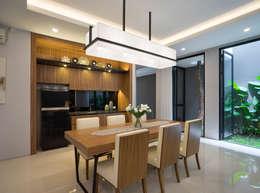 餐廳 by Simple Projects Architecture