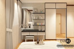 PADDINGTON 2 BEDROOM :  Bedroom by DARI
