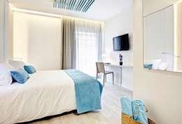 Projekty,  Sypialnia zaprojektowane przez inzinkdesign