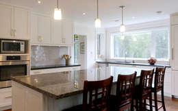 مطبخ تنفيذ Solares Architecture
