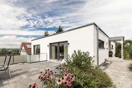 Projekty,  Dom jednorodzinny zaprojektowane przez wir leben haus