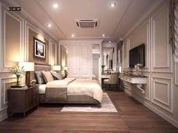 Project.grand royal nisachol กัลปพฤกษ์-สาทร:   by IDG interior decoration studio Co.,Ltd.