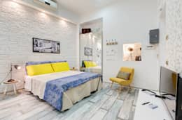 Luca Tranquilli - Fotografo: modern tarz Yatak Odası