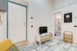 Luca Tranquilli - Fotografo: modern tarz Oturma Odası