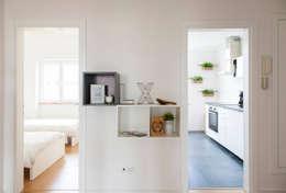 الممر والمدخل تنفيذ MP Architecture & Interior Design