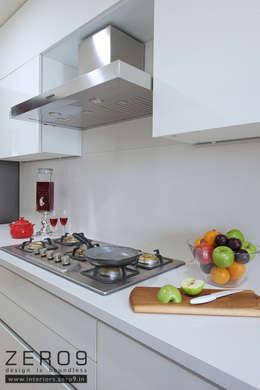 kitchen:  Kitchen units by ZERO9