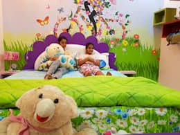 Kid's bedoom: modern Nursery/kid's room by Arch Point