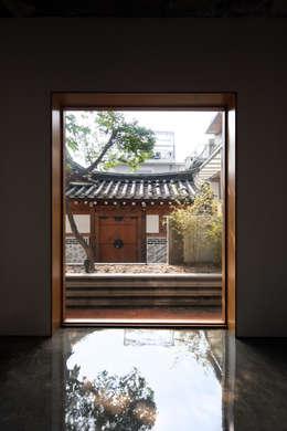 Nhà by 서가 건축사사무소