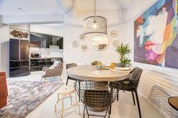 Querido Mudei a Casa - Ep 2607: Salas de jantar industriais por Santiago | Interior Design Studio