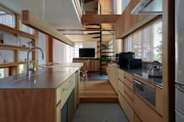 ARTBOX建築工房一級建築士事務所의  주방 설비