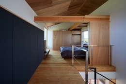 ARTBOX建築工房一級建築士事務所의  침실