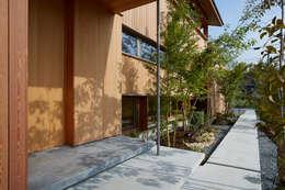 ARTBOX建築工房一級建築士事務所의  목조 주택