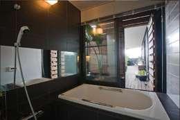 حمام تنفيذ Y.Architectural Design
