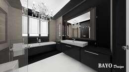 حمام تنفيذ BAYO  Design