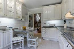 Кухни в . Автор – CCVO Design and Staging