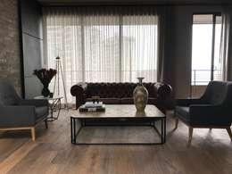 apartamento circunvalar:  de estilo  por Ecologik
