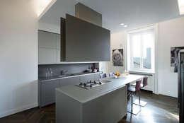廚房 by Costa Zanibelli associati
