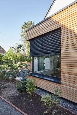 ein einfamilienhaus wird komplett neu ausgebaut. Black Bedroom Furniture Sets. Home Design Ideas