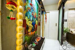 Goel's, Aanandam World City, Raipur:   by ES Designs