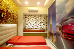 Kids Bedroom: modern Bedroom by A Design Studio