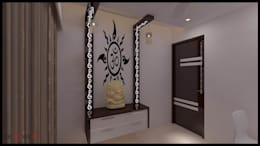 Mr. Dangat: modern Bedroom by New Space Interior