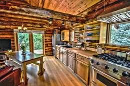 Кухонные блоки в . Автор – Tanja Mason Fotografie