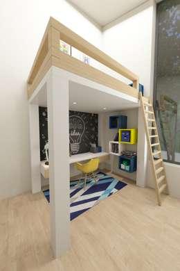 Girl´s Room: Quarto  por No Place Like Home ®