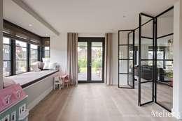 Вилла в . Автор – Architectenbureau Atelier3