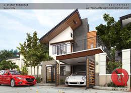 Nhà by Garra + Punzal Architects