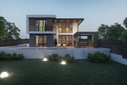 منازل تنفيذ Tobi Architects