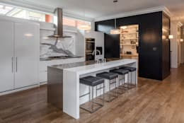 مطبخ تنفيذ Flynn Architect