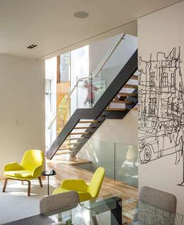 Cầu thang by Flynn Architect