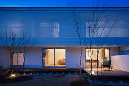 松原の家: 吉川弥志設計工房が手掛けた家です。