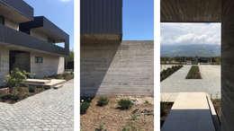 Casa DLP: Casas unifamiliares de estilo  por 2712 / asociados