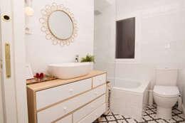 浴室 by Remake lab