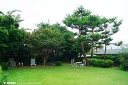 石頭庭院 by W-HOUSE