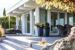 Haustraum mit Wohlfühlfaktor: moderne Häuser von DAVINCI HAUS GmbH & Co. KG